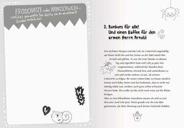 36745 Kinderliteratur Leles Geheimclub, Band 2: Übernachtungsparty bei den Queens von Ravensburger 6