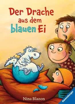 36847 Bilderbücher und Vorlesebücher Der Drache aus dem blauen Ei von Ravensburger 1