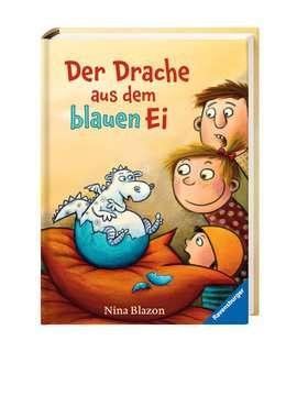 36847 Bilderbücher und Vorlesebücher Der Drache aus dem blauen Ei von Ravensburger 2