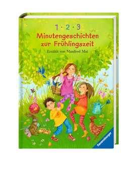 1-2-3 Minutengeschichten zur Frühlingszeit Kinderbücher;Bilderbücher und Vorlesebücher - Bild 2 - Ravensburger