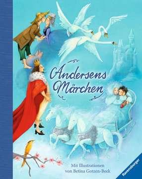 36936 Bilderbücher und Vorlesebücher Andersens Märchen von Ravensburger 1
