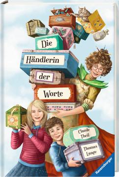 Die Händlerin der Worte Kinderbücher;Kinderliteratur - Bild 2 - Ravensburger