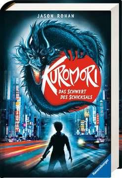 Kuromori, Band 1: Das Schwert des Schicksals Bücher;Kinderbücher - Bild 2 - Ravensburger