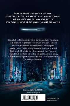 Kuromori, Band 1: Das Schwert des Schicksals Bücher;Kinderbücher - Bild 3 - Ravensburger