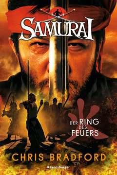Samurai 6: Der Ring des Feuers Jugendbücher;Abenteuerbücher - Bild 1 - Ravensburger