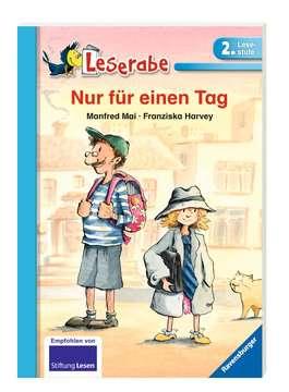 38052 Erstlesebücher Nur für einen Tag von Ravensburger 2
