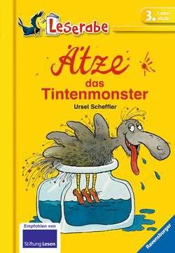 38056 Erstlesebücher Ätze, das Tintenmonster von Ravensburger 1