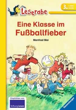 38061 Erstlesebücher Eine Klasse im Fußballfieber von Ravensburger 1