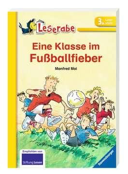 38061 Erstlesebücher Eine Klasse im Fußballfieber von Ravensburger 2