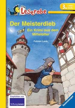 38063 Erstlesebücher Der Meisterdieb von Ravensburger 1