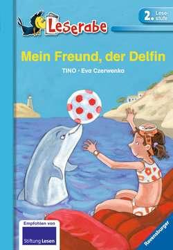 38064 Erstlesebücher Mein Freund, der Delfin von Ravensburger 1