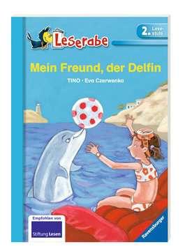 38064 Erstlesebücher Mein Freund, der Delfin von Ravensburger 2