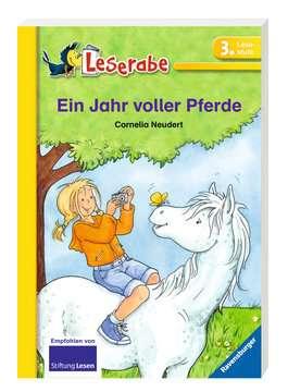 38076 Erstlesebücher Ein Jahr voller Pferde von Ravensburger 2