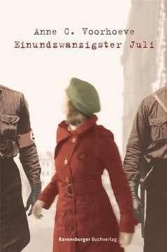 Einundzwanzigster Juli Jugendbücher;Historische Romane - Bild 1 - Ravensburger