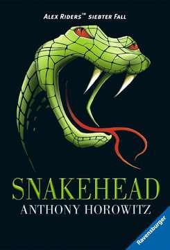 38392 Abenteuerbücher Alex Rider 7: Snakehead von Ravensburger 1