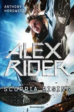 38440 Abenteuerbücher Alex Rider 9: Scorpia Rising von Ravensburger 1