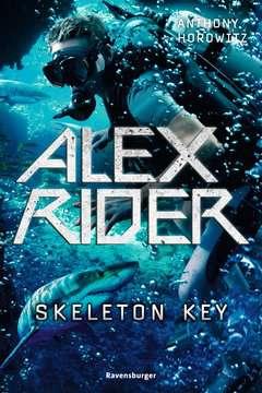 38465 Abenteuerbücher Alex Rider 3: Skeleton Key von Ravensburger 1