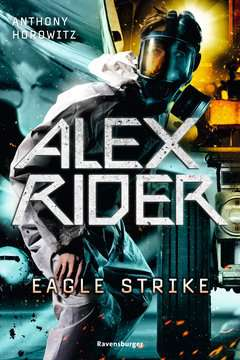 38466 Abenteuerbücher Alex Rider 4: Eagle Strike von Ravensburger 1