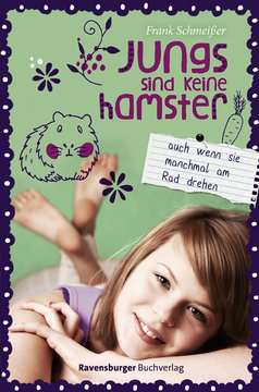38490 Humor Jungs sind keine Hamster. Auch wenn sie manchmal am Rad drehen von Ravensburger 1