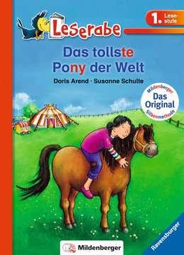 38532 Erstlesebücher Das tollste Pony der Welt von Ravensburger 1