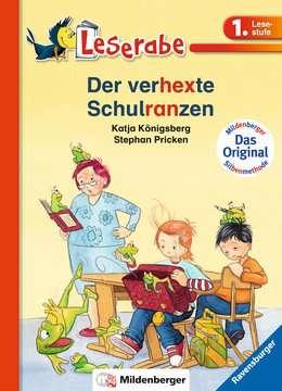Der verhexte Schulranzen Kinderbücher;Erstlesebücher - Bild 1 - Ravensburger