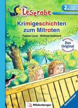 38536 Erstlesebücher Krimigeschichten zum Mitraten von Ravensburger 1