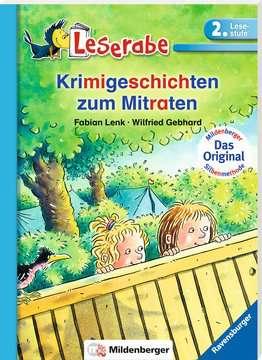 38536 Erstlesebücher Krimigeschichten zum Mitraten von Ravensburger 2