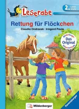 38537 Erstlesebücher Rettung für Flöckchen von Ravensburger 1