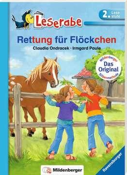 38537 Erstlesebücher Rettung für Flöckchen von Ravensburger 2