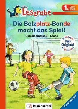 Die Bolzplatz-Bande macht das Spiel! Kinderbücher;Erstlesebücher - Bild 1 - Ravensburger