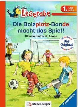 Die Bolzplatz-Bande macht das Spiel! Kinderbücher;Erstlesebücher - Bild 2 - Ravensburger