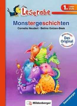 38542 Erstlesebücher Monstergeschichten von Ravensburger 1