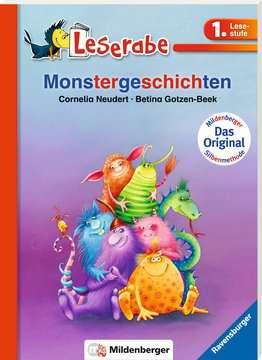 38542 Erstlesebücher Monstergeschichten von Ravensburger 2