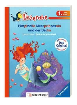 38545 Erstlesebücher Pimpinella Meerprinzessin und der Delfin von Ravensburger 2