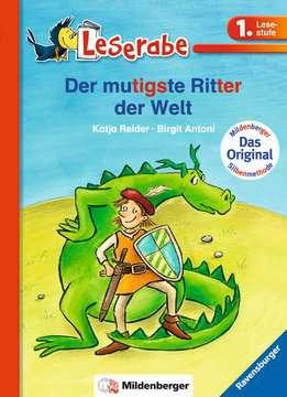 38546 Erstlesebücher Der mutigste Ritter der Welt von Ravensburger 1