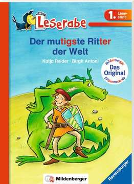 38546 Erstlesebücher Der mutigste Ritter der Welt von Ravensburger 2