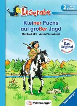 38547 Erstlesebücher Kleiner Fuchs auf großer Jagd von Ravensburger 1