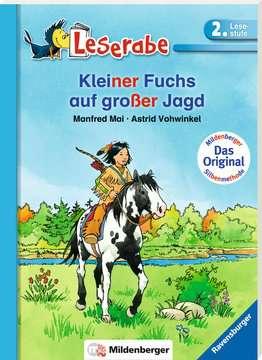 38547 Erstlesebücher Kleiner Fuchs auf großer Jagd von Ravensburger 2