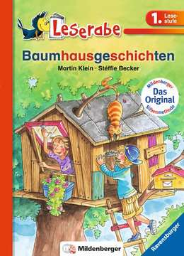 38550 Erstlesebücher Baumhausgeschichten von Ravensburger 1