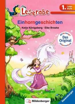 38552 Erstlesebücher Einhorngeschichten von Ravensburger 1
