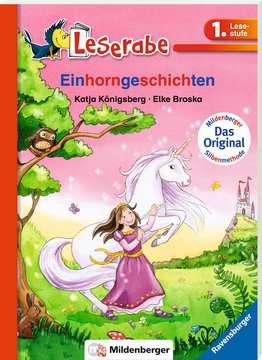 38552 Erstlesebücher Einhorngeschichten von Ravensburger 2