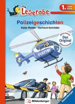 Polizeigeschichten Kinderbücher;Erstlesebücher - Bild 1 - Ravensburger