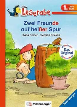 Zwei Freunde auf heißer Spur Kinderbücher;Erstlesebücher - Bild 1 - Ravensburger
