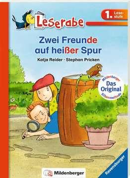 Zwei Freunde auf heißer Spur Kinderbücher;Erstlesebücher - Bild 2 - Ravensburger