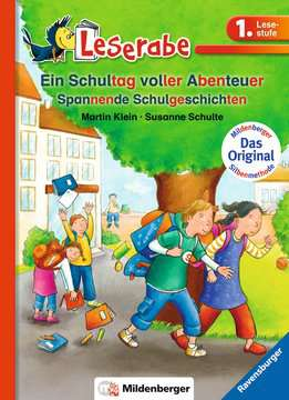 38559 Erstlesebücher Ein Schultag voller Abenteuer von Ravensburger 1