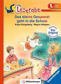 Das kleine Gespenst geht in die Schule Bücher;Erstlesebücher - Bild 1 - Ravensburger