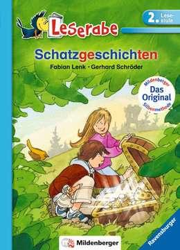 38561 Erstlesebücher Schatzgeschichten von Ravensburger 1