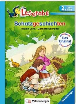 38561 Erstlesebücher Schatzgeschichten von Ravensburger 2