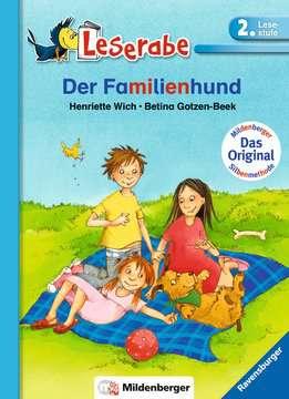 38562 Erstlesebücher Der Familienhund von Ravensburger 1