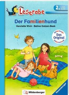 38562 Erstlesebücher Der Familienhund von Ravensburger 2